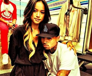 breezy, couple, and tran image