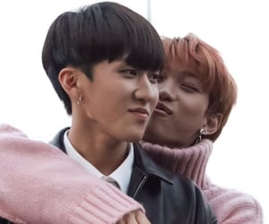 felix, changbin, and stray kids image