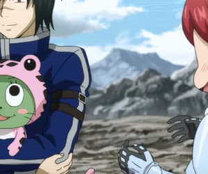 anime, fairy tail, and exceed image
