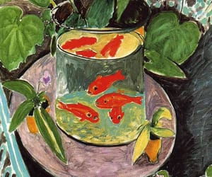 art, painting, and matisse image