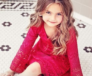 little girl, fashion kids, and chasin ivy image