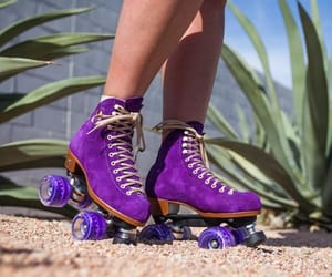 lolly, roller skates, and moxi image