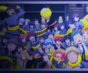 anime, assassination classroom, and akabane karma image