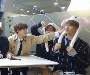 bunny, cute, and nct image