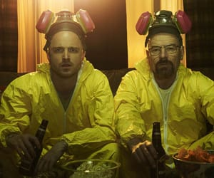 breaking bad, walter white, and meth image