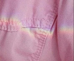pink and rainbow image