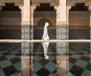 morocco, photography, and water image