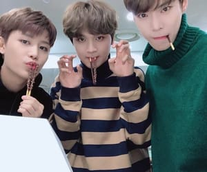 taeil, doyoung, and kim doyoung image