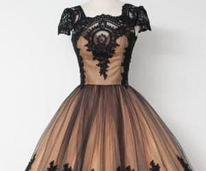 black prom dresses, prom dresses short, and prom dresses vintage image