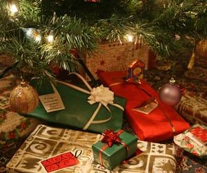 christmas, holidays, and string lights image
