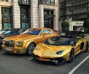 Lamborghini, phantom, and rolls-royce image
