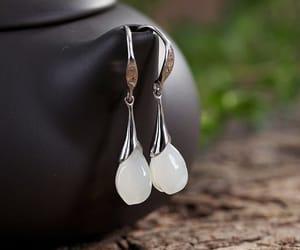 Dangle, birthday gift, and drop earrings image