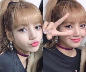 kpop, lisa, and thai image