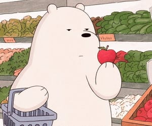 cartoon and we bare bears image