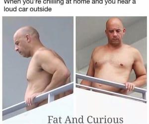 funny, meme, and Vin Diesel image