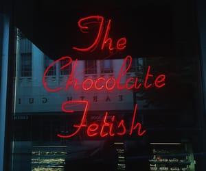 aesthetic, chocolate, and dark image