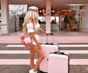 glamorous, travel, and sexy image