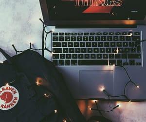 apple, coffee, and grunge image