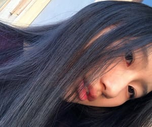 aesthetic, asian, and Sunny image
