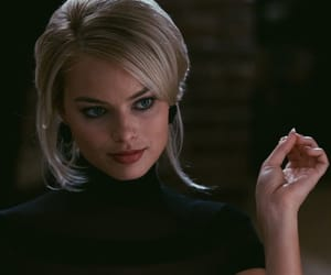 margot robbie, actress, and wolf of wall street image