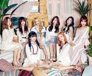 anniversary, girl group, and sujeong image