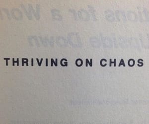 quotes, book, and chaos image