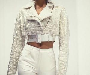 fashion, vintage, and white image