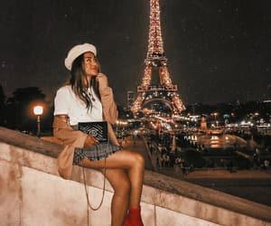 blogger, paris, and paris by night image