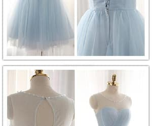 prom dresses, homecoming dresses, and blue prom dress image