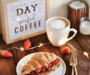 autumn, breakfast, and christmas image