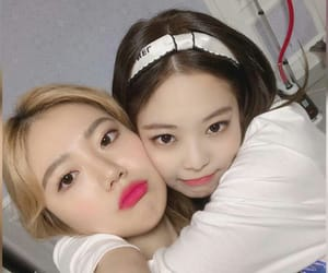 kpop, bp jennie, and yg image