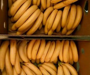 bananas, fruit, and raw image