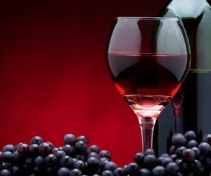 alcohol, black, and red image