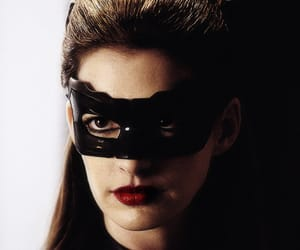 Anne Hathaway and the dark knight rises image