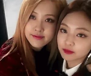 gif, jennie kim, and girls image