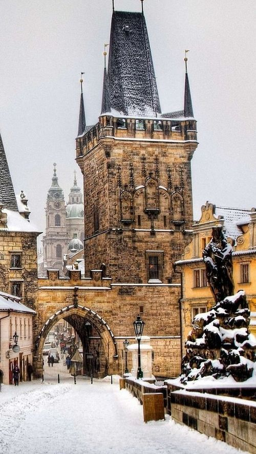 article, prague, and mulled wine image