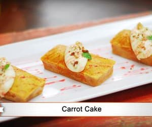 carrot cake recipe image
