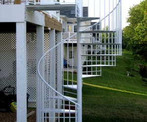 spiral staircase and spiral staircase design image