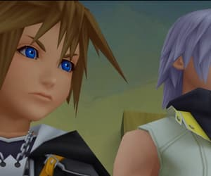 game, kingdom hearts, and kh image