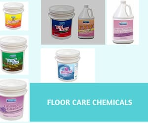 floor cleaning and floor cleaning chemicals image
