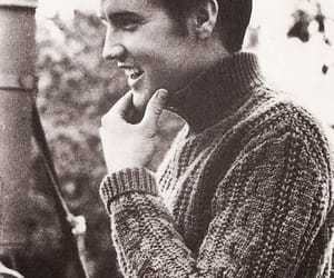 Elvis Presley, elvis, and vintage image