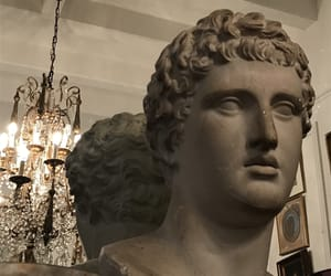 antique, beige, and sculpture image