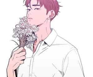 boy, yaoi, and manga image