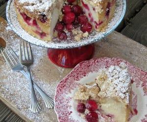baking, christmas, and cake image