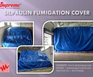 silpaulin and fumigation cover image