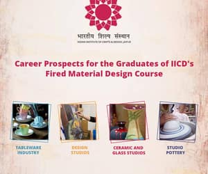 fired material courses, study in ceramics, and ceramic designing course image