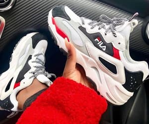 Fila, shoes, and fashion image