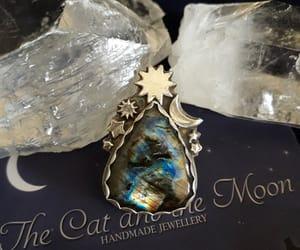 etsy, goth jewelry, and handmade jewelry image