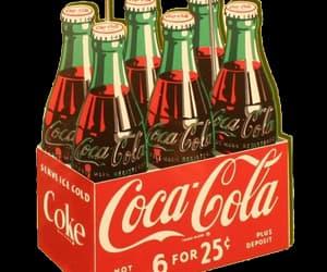 coke and vintage image