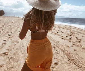 beach, sea, and summer look image